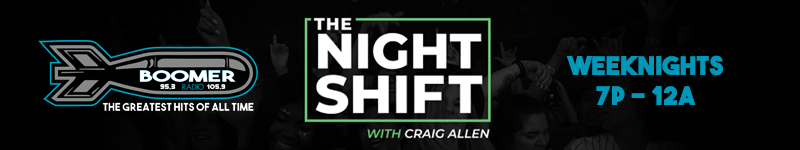 The Night Shift with Craig Allen